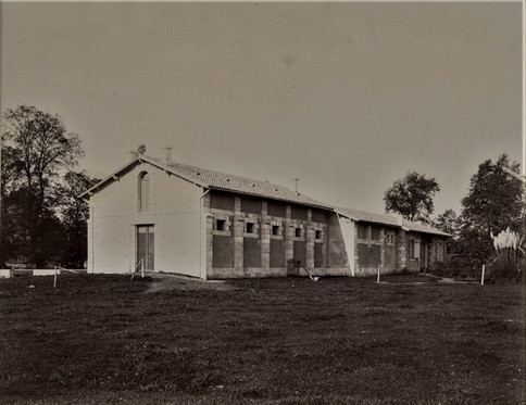 1783-1896  Château Raba la Ferme
