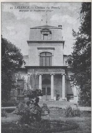 Château Breuil 03 Puis Gardères