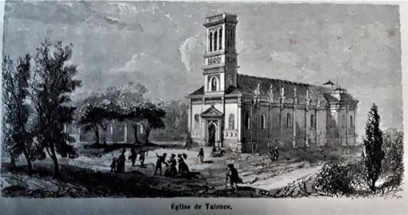 1890 L'église