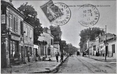 Route de Toulouse Chemin de Leysotte