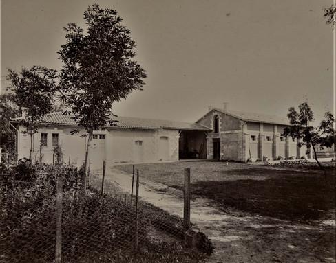 1783-1896 Château Raba Ferme