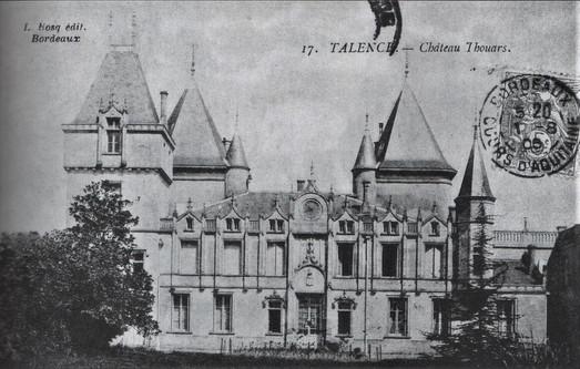 Château Thouars sa maison