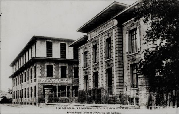 Duprat-Durand Séchoir et maison