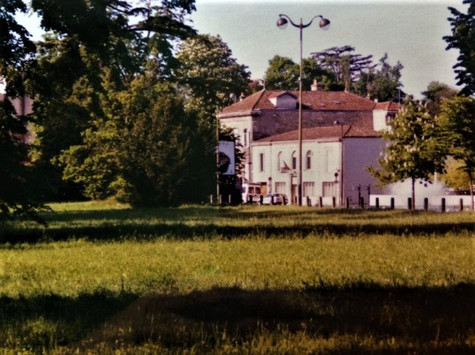 Ancienne propriété Kappelhoff Cours Gambetta La gendarmerie