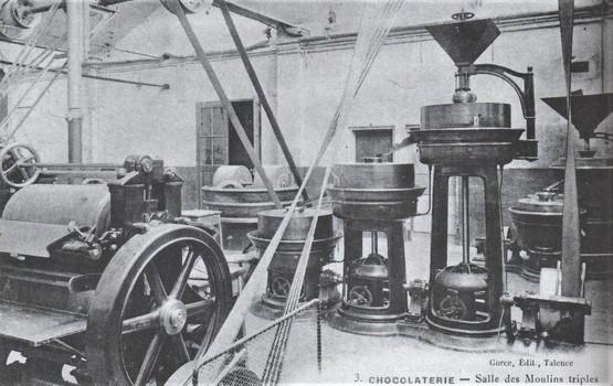 Chocolats François Salle des moulins