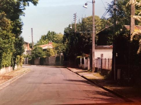Rue Pierre Curie