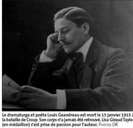 Geandreau Louis Joseph Dramaturge 1885 1915