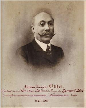 Antoine Eugène Olibet