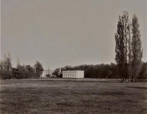 1783-1896 Château Raba Pavillon des invités