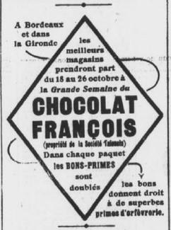 Chocolat François