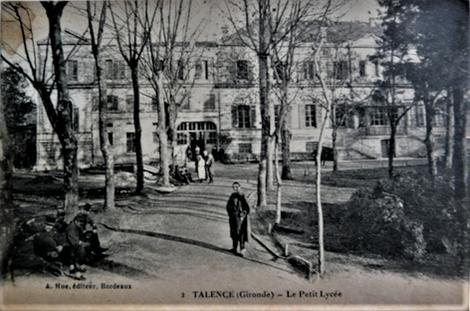 Hôpital temporaire de Victor Louis 1914 à 1918