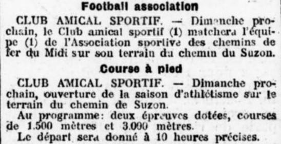 Club Amical Sportif