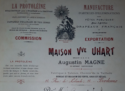 Uhart successeur Magne