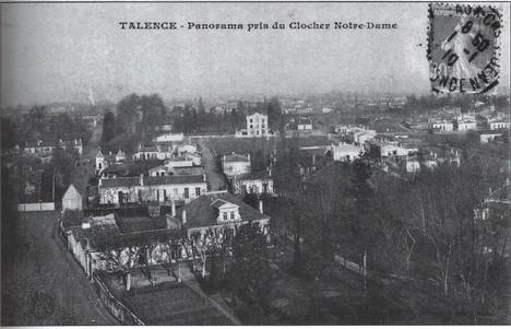 Panorama depuis le clocher