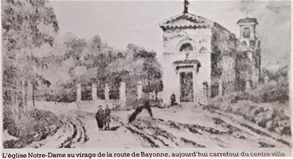 L'Eglise en 1790
