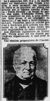 Adolphe Thiers 1