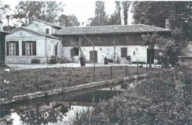 Couvent St Pierre 5 Ruisseau d'Ars Dépendances