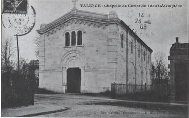 Eglise du Christ du Dieu Rédempteur