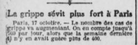 Paris gravement contaminé