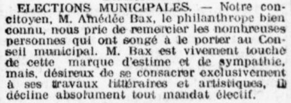 Amédée Bax