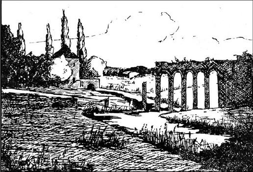 Aqueduc Moulins d'Ars