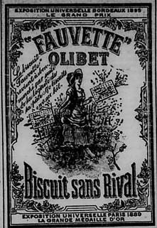 Galette Fauvette