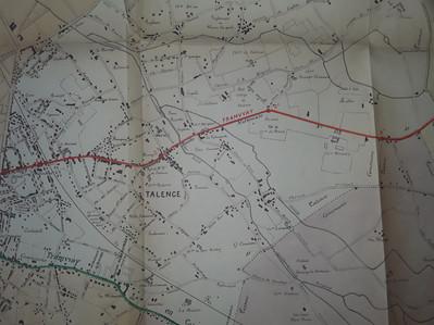 Projet du Tram Bordeaux Gradignan