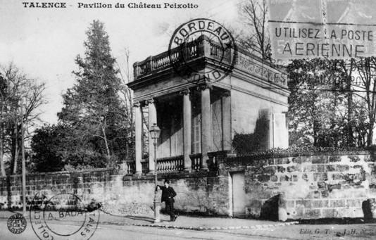 Château Peixotto kiosque