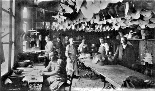 Benoiston Fabrique de chapeaux