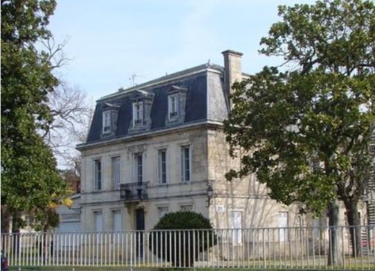 Château de Salles demeure de la famille Olibet
