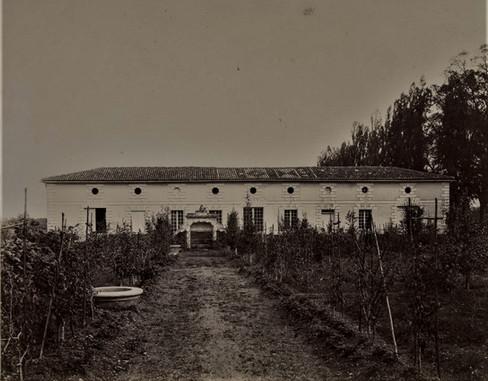 1783-1896 Château Raba L'orangerie