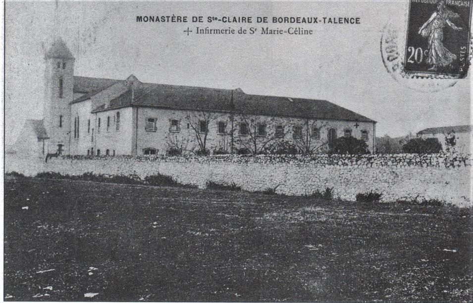 Monastère de Ste Claire