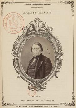 Ernest Renan 1