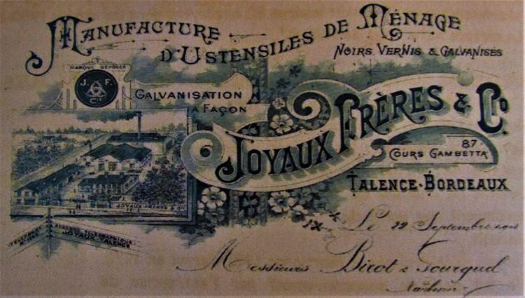 Usine Joyaux