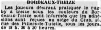 24 Bordeaux Treize