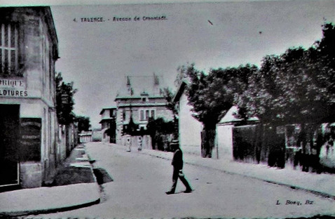Duprat Durand l'usine au fond de la rue