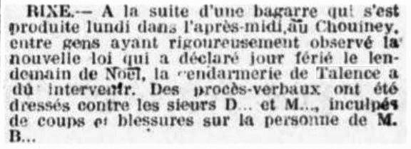 Intervention Gendarmerie