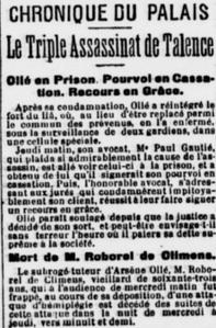 37 Ollé en prison