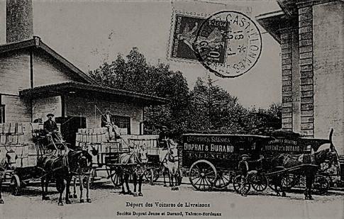 Duprat-Durand Départ des expéditions