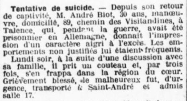 1921_02_16_FBSO_Suicide tentative au couteau_Talence .jpg