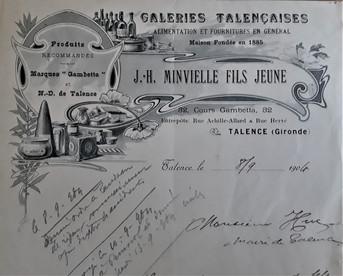 Galerie Talençaises