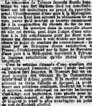 1909_05_15_FBSO_Médoquine_Gare_Services_
