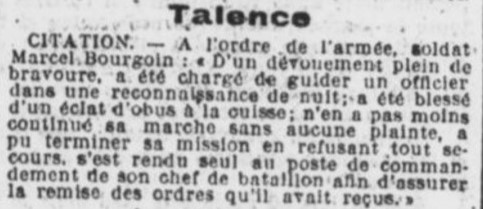 Citation BOURGOIN Marcel