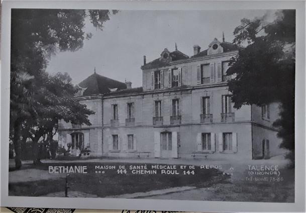Château Béthanie