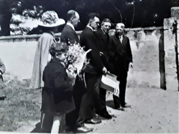 Photos trouvées dans les Archives Municipales