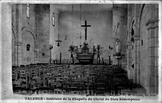 Eglise du Christ du Dieu Rédempteur intérieur