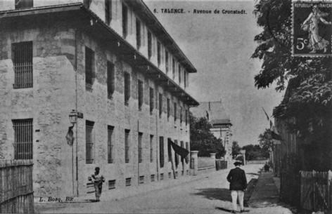 Avenue de Cronstadt