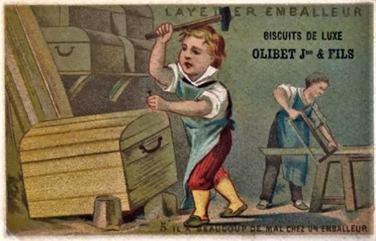 Affiche Olibet