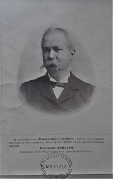 Professeur Xavier Arnozan
