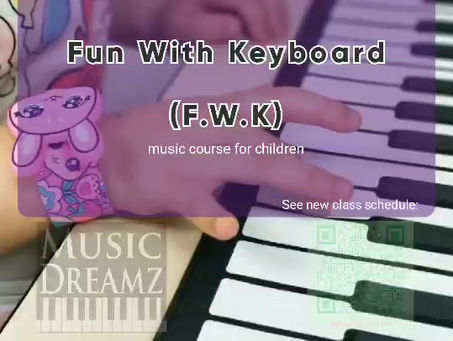 Music lessons for children coming closer to you!